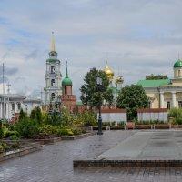 Тула.Центральная площадь. :: Леонид Кормушкин