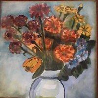 Цветы в вазе! :: Светлана Калмыкова