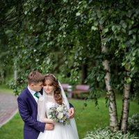 Изумрудная свадьба Елены и Антона :: Ольга Блинова