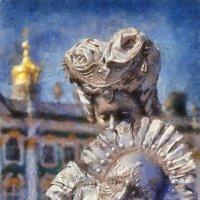 Ряженые 3 :: Цветков Виктор Васильевич