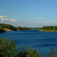 На реке.. :: Юрий Анипов
