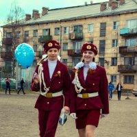 Кадеты :: Валентин Кузьмин