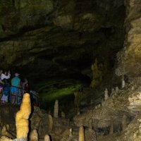 прогулка в пещере :: Алёна Алексаткина
