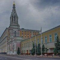 Колокольня Храма Св. Софии Премудрости Божией... :: марк