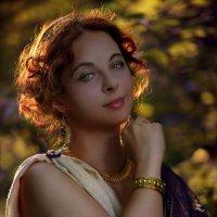 Я - женщина... :: Roman Mordashev