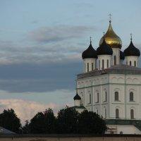 Троицкий собор (Псков) :: Valentina Altunina