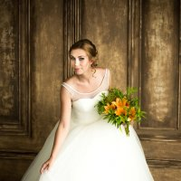 Невеста в студии :: Юлия Федосова