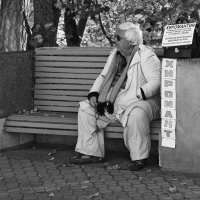 Хиромант :: Леонид Сергиенко