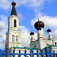 Храмы могилевщины... :: Александр Прокудин