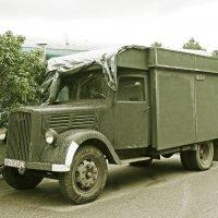 Opel Blitz :: сергей лебедев