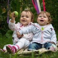 счастливые детки :: Ежи Сваровский