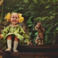 Здравствуй детство :: Надежда Шибина