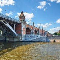 Москва. Новоандреевский мост :: Игорь Иванов
