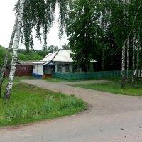 В моем родном селе :: Рамиль Нигматуллин