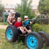 Вот это авто! :: Ева Олерских