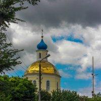 Никольская церковь Таганрог :: Виктория Кустова