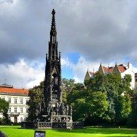 Памятник императору Францу I в Праге :: Денис Кораблёв