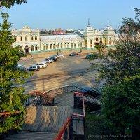 Вокзал Иркутска :: Алексей Белик