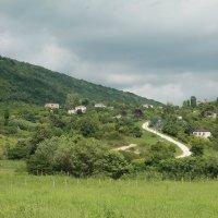 Абхазское село. :: Наталья