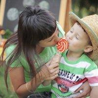 мама и сыночек :: Катерина Терновая