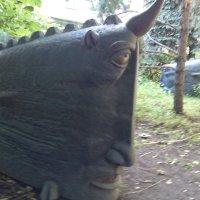 То-ли какие памятники - такая жизнь, то-ли какая жизнь - такие и памятники... :: Galina194701