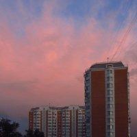 Вид из моего окна :: Андрей Лукьянов