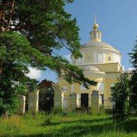 село Никольское -Гагарино :: Андрей Куприянов