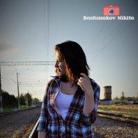 Фото прогулка по Вокзалу большая волга ... :: Nikita Bashmakov
