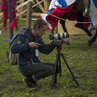 Репортаж с поля битвы :: Владимир Питерский