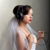 Невеста-диджей :: Ulzhan Ibraeva