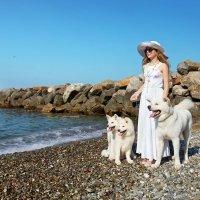 Прогулка по морю. :: Оксана Зарубина