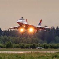 Миг-29УБ. Русский Стриж - почти как Феникс :: Павел Myth Буканов