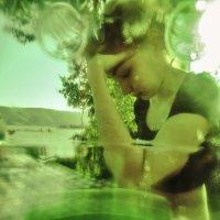 зеленый - цвет надежды :: Маргарита Лапина