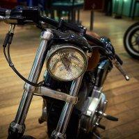 Старина Harley... :: Игорь Иванов