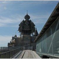 Преображенская церковь.. реставрация :: tipchik