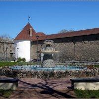 Нарвский замковый парк :: Вера