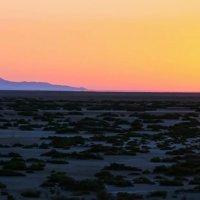 Рассвет на африканских солончаках :: Светлана Шишова