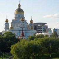 Кафедральный собор святого праведного воина Феодора Ушакова, Саранск :: Николай В