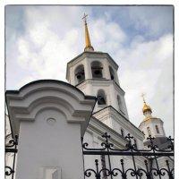 Харлампиевский Михайло-Архангельский храм :: Максим Стрижаченко