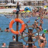 люди, лето, море, отдых :: Валерий Дворников