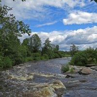 Река Решетка :: Александр Смирнов