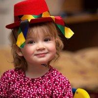 В шляпке :: Елизавета Тимохина