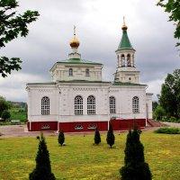 Полоцк-2014 Покровская церковь :: yuri Zaitsev