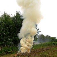 Нет дыма без огня. :: Михаил Попов