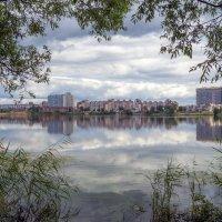 Городское озеро :: Valeriy Piterskiy