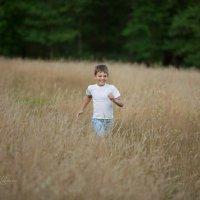 Беззаботное детство :: Екатерина Ковалева