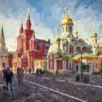 На Никольской :: Игорь Иванов