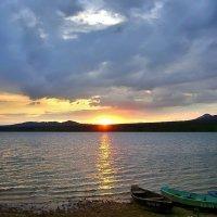 Озеро Зюраткуль в Челябинской области :: Денис Кораблёв