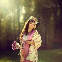 Теплые, летние лучи. :: михаил Смирнов