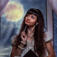 луна...луна... :: михаил Смирнов